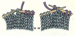 como disminuir puntos a crochet