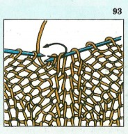 como tejer escote en v a crochet