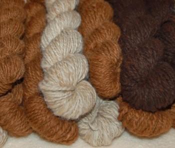 Características de la lana