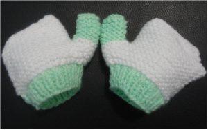 Manoplas Para Bebés Recién Nacidos