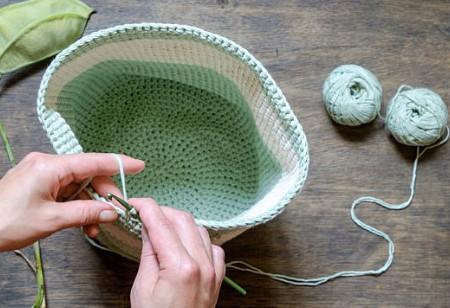 Aprender A Tejer En Crochet Paso A Paso