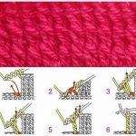 Cómo Hacer Punto ALTO TRIPLE en Crochet